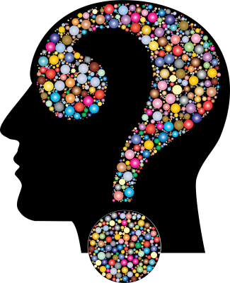 Colorful-Question-Head-Circles-9